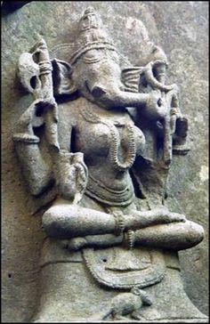 Female Ganesha Vinayaki