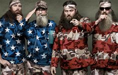 """""""Duck Dynasty"""" Season 4 returns Aug. 14, and A has some adorable mini-Robertsons to tide you over."""