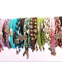 Share Bracelets. www.trustyourjourney.com