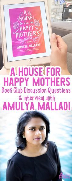 Our Mom's Book Nook Book Club Discussion for A House for Happy Mother's included a live interveiw with the author, Amulya Malladi. See what she had to say about the book, her new book The Copenhagen Affair, and grab a list of book club discussion question Advice For New Moms, Books For Moms, Parenting Articles, Parenting Hacks, Best Children Books, Childrens Books, Practical Parenting, Kids Learning Activities, Parenting Toddlers
