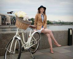 Ninelly: High Heels Bike
