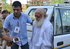 Asaram refusal to give a blood sample, were guests of oppression