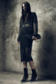 Alexander Wang Resort 2013 - Review - Collections - Vogue