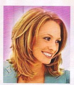 Frisuren Mittellang Stufig Bilder Hair Styles Hair Hair Styles