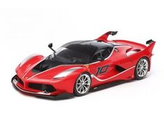 The Tamiya 1/24 Ferrari FXX K from the plastic car model kits range accurately recreates the real life Italian super car. This model requires paint and ...