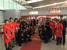 Kolkata, By Priyanka Guha: AirAsia India today launched its first flight from Kolkata and Ranchi. As a part of its continued expansion, AirAsia India will connect Kolkata-Ranchi and Ranchi-New Delh…