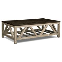 Accent and Occasional Furniture - Grandin Cocktail Table  Purchased 2 of these to make one large coffee table for Great Room