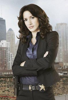 The Chicago Code - Season 1 - Jennifer Beals as Teresa  I miss this show!!!!