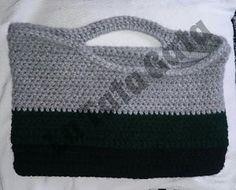 El Tejado de la Tata Gata: Nuevos bolsos de ganchillo para no llevar todo en ...