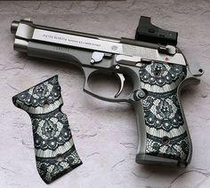 Your gun may save your life someday. Why not make it look just the way you want it with aftermarket grips?