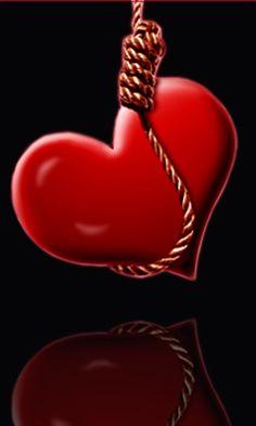 TK; Broken Heart. Don't keep my heart on a string.