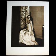 Vionnet - Photographie d'une robe de Vionnet par Steichen