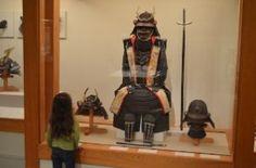 Spotlight on the Collection: Samurai Armor, Birmingham Museum of Art, July 1