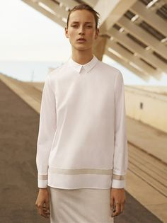 =\\\=skt4ng: Julia Bergshoeff for COS SS 2015 Campaign by Karim Sadli