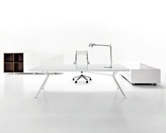Modern White Office Furniture Whiteofficefurniture Executive Design