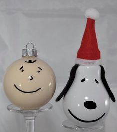 Snoopy Ornament Charlie Brown Ornament by CrazyCraftersFun christmas ornaments Snoopy Ornament - Charlie Brown Ornament - Peanuts Snoopy and Charlie Brown Ornaments - Peanuts Woodstock Ornament - Peanuts Gift Christmas Ornaments To Make, Christmas Crafts For Kids, Xmas Crafts, Homemade Christmas, Diy Christmas Gifts, Simple Christmas, Beautiful Christmas, Snoopy Christmas Decorations, Peanuts Christmas Tree