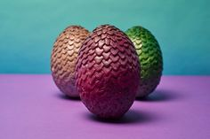 680c66df4a8d Giant Chocolate Dragon Eggs Are the Perfect Pairing for the GoT Premiere