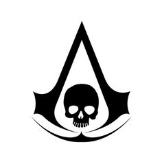 Assassins Creed Black Flag Laptop Car Truck Vinyl Decal Window Sticker PV600