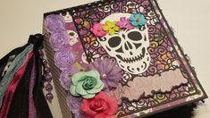 Halloween / Day of the Dead Mini Album - YouTube
