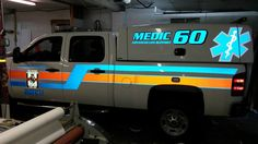 #empiregraphics #ambulance #stripes #wrap #vinyl #custom #graphics #reflective #reflectivevinyl #reflectivewrap #reflective3mvinyl #reflectivegraphics #emergency #emergencyvehicle #ambulance