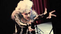 Vampyyrien tanssi -promokuvaukset - YouTube