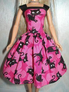 Handgemachte 115 Puppe Modekleidung Rosa und von TheDesigningRose