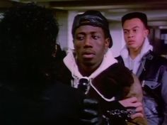 Wesley Snipes stole Prince's part in Michael Jackson's 'Bad' video [Video] Love MJ (RIP), Love Prince (RIP) and Love Wesley; so no Love lost, but Prince would Not have been a believable actor and Wesley definitely fits the role. :) REBT