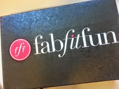I love receiving my special Fab Fit Fun goodie box!  Love trying the new products and enjoying the discounts. This would make a great gift for that special healthy mind and body lifestyle seeking friend or family member!! #fabfitfun