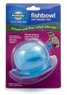 RADIO SYSTEMS CORP PET SAFE  CAT FISHBOWL FEEDER TOY >>> Find out more about the great product at the image link.