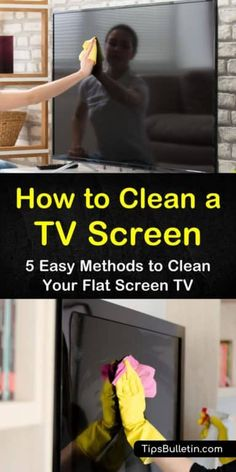 Excellent cleaning tips hacks are offered on our internet site. Take a look and you wont be sorry you did. Deep Cleaning Tips, House Cleaning Tips, Natural Cleaning Products, Cleaning Solutions, Spring Cleaning, Cleaning Hacks, Cleaning Routines, Clean Flat Screen Tv, Home Remedies