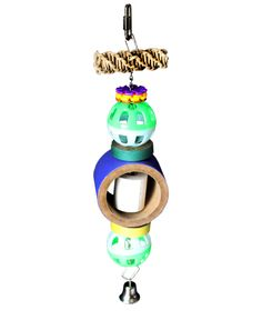 USA-4 A-Counting Toy Small by Made in the USA Bird Toys - *NEW* ITEMS