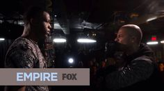 """Fox Network (March 18, 2015) Empire TV Series - Season 1 Finale-Episode 12: Who I Am, Jamal performs a showdown with Black Rambo in an (underground club, rap show) response to his remarks performing """"So What"""""""