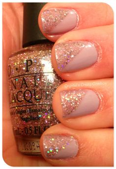 wedding nails-- another idea