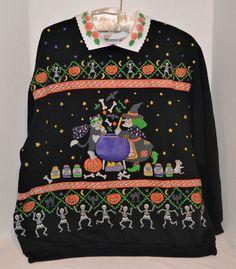 Halloween Sweatshirt, Halloween Festival, White Collar, Vera Bradley Backpack, Vintage Halloween, Hipster, Cats, Sweatshirts, Hipsters