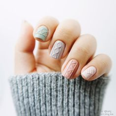 Like this look?? I love the bit of bling to the nail w/o going over board. They are stickers that you put on before your paint your nails.....to cool! They are created by a Korean Company. Click the link to learn more.