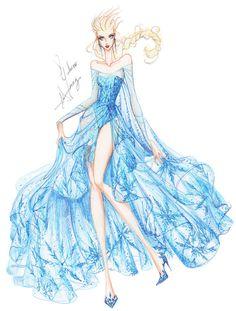 Princesas Disney Fashion | Just Lia