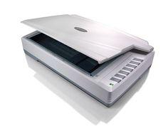 """Plustek OpticPro A320 Large Format 12x17"""" 1600 dpi scanner (PLS-261-BBM21-C)"""