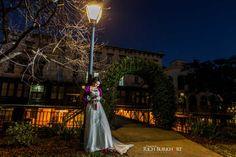 Evening weddings can produce some beautiful images. www.photosbyrb.com #weddingphotography #bride #weddingportrait