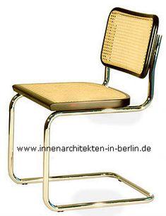 I wish I had not given mine away! Bauhaus Stuhl - Cantilever Chair Cesca - Entwurf Marcel Breuer