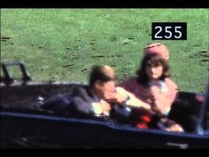Be warned, this is as graphic as it gets. Assasination of President Kennedy -Pretty fascinating. Why does Kennedy bring his arms and hands up to his mouth? And quite obviously a gunshot from the front blew his head wide open and caused Jackie to scramble out the back. How is it logically possible that Oswald killed him from behind and above? I wonder why we still accept the Warren Report. Are we just lazy?