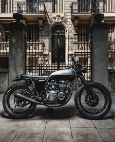 ..._HONDA CB 550 FOUR (1978) :: By Jerikan Motorcycles