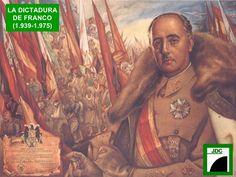 La Dictadura de Franco (1.939-1.975).
