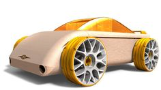 Buy Automoblox Wooden Toy Cars Online