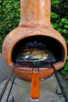 brasero mexicain en terre cuite de 135 à 300€ selon tailles ...