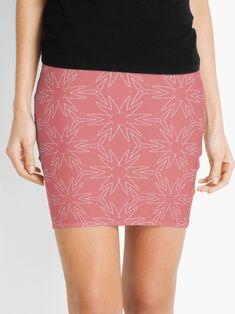 """Tea Rose #1"" Mini Skirt by Kettukas | Redbubble Buy Tea, Tea Roses, Sell Your Art, Knitted Fabric, Mini Skirts, Things To Sell, Mini Skirt, Rose Tea"