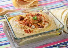 Hummus con calabaza bonetera y avellanas | Gastronomía