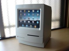 How To: Make a Removable iPad Home from an Apple Macintosh