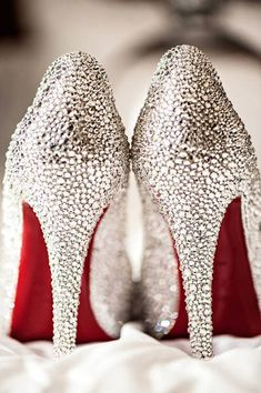 "Christian Louboutin - These were on ""Say Yes to the Dress."""