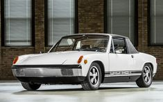 This early 914-6 is essentially a one-owner car that is further enriched by an impressive compendium of documentation. As reflected by an original sales invoice from Holbert's Porsche/Audi dealership of Warrington, Pennsylvania, this car was purchased new by Donald Reinhard of nearby Palmerton on October 29, 1970. Mr. Reinhard ordered a Blaupunkt radio and front […]