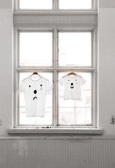 Happy/Sad t-shirts